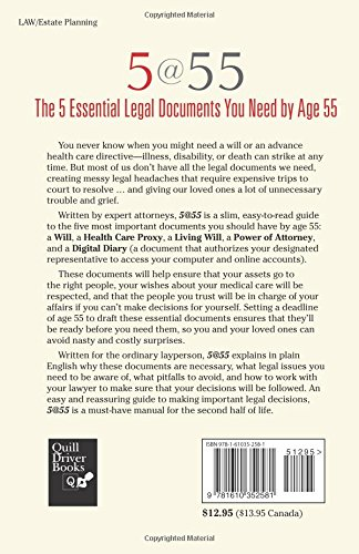The Essential Legal Documents You Need By Age Judith D - Legal documents canada