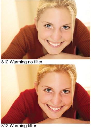 Tiffen 86C812 86C 812 Warming Filter