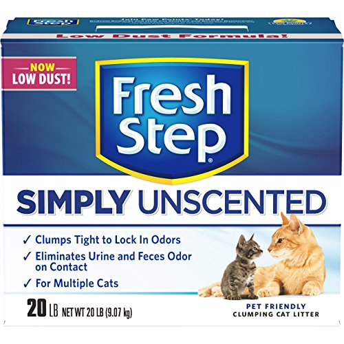 Fresh Step Multi Cat Clumping Unscented