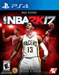 NBA 2K17 - PlayStation 4 Early Tip Of...