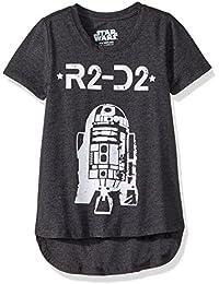 Big Girls' R2-d2 Hi-Low T-Shirt