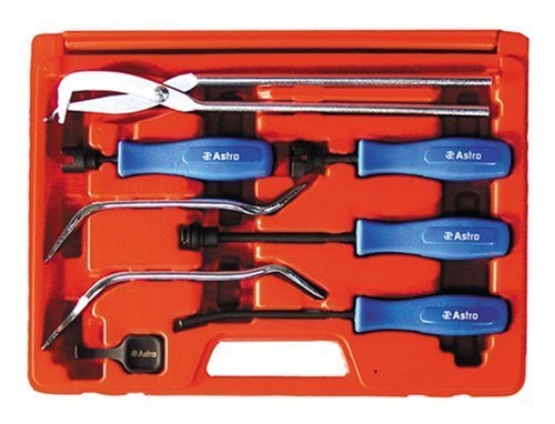 Astro 7848 8-Piece Professional Brake Tool Set by Astro Pneumatic Tool