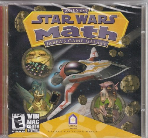 Star Wars Math - Jabba's Game Galaxy (Star Wars Galaxies)
