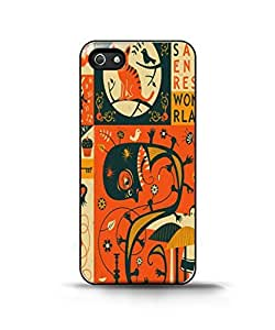ALICE S ADVENTURES Case For Htc One M9 Cover Back Case CoverArsenal
