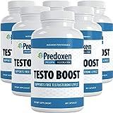 Predoxen Testo Boost - Natural Maximum Performance Male Enhancement (6 Pack)