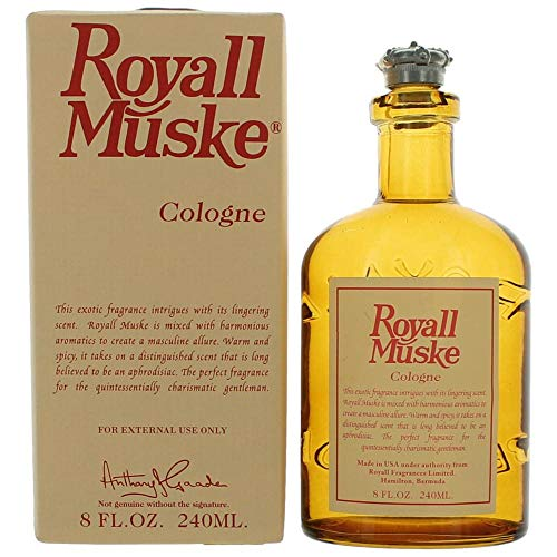 Royall Muske By ROYALL FRAGRANCES FOR MEN 8 oz All Purpose Lotion / ()