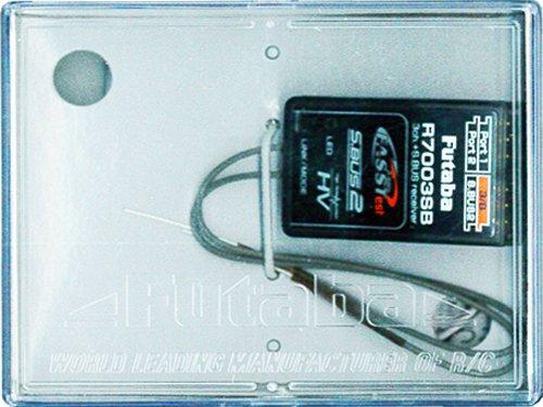 双葉電子工業 RECEIVER R7003SB (小型ハイボルテージS.BUS対応レシーバー) 00106871-1 B00AEGGLIK