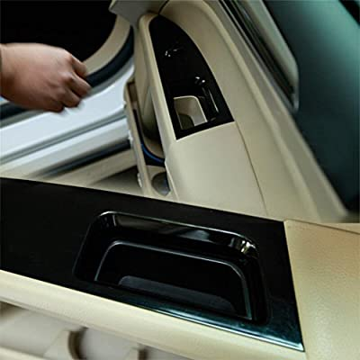 Vesul Armrest Container Door Storage Box Handle Pocket Fits on Ford Fusion 2013 2014 2015 2016 2020 2020 2020 2020: Automotive