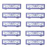DerBlue Compatible/Replacement Parts 10 Pcs High Performance Filters for Neato Botvac & D Series Models 70e 75 80 85 D75 D80 D85 D3 D5 Vacuum Cleaner