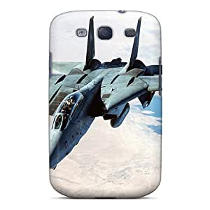 Perfect Fit Cpqpfky2159czdXg F14 Tomcat Df Sd Case For Galaxy - S3