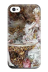 CharlesRaymondBaylor Design High Quality Painting Cover Case With Excellent Style For Iphone 4/4s