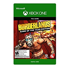 Borderlands: Game of the Year Edition – Xbox One [Digital Code]