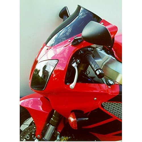 Windshield Mra Spoilerscreen (MRA SpoilerScreen Windshield for Honda VTR1000SP1 Firestorm / VTR1000SP2 RC51 (CLEAR))