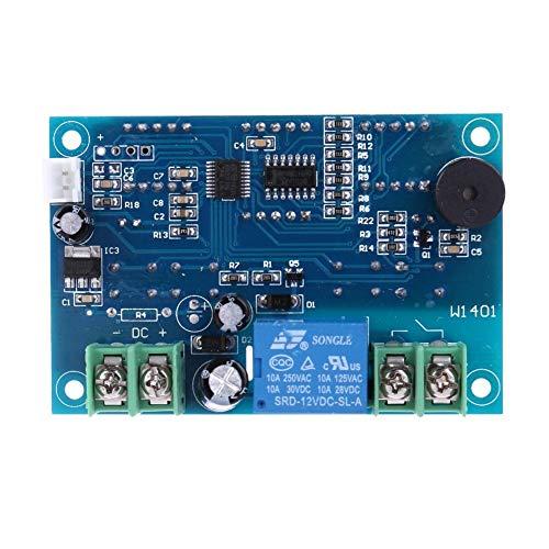 FURUIS DC 12V Intelligent Digital Thermostat Temperature Controller Regulator with NTC Sensor ()