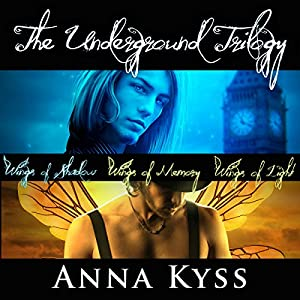 The Underground Trilogy Box Set Audiobook