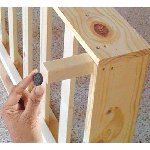 Primeway Furniture Floor Protector, Dia 25mm, 18 Pcs Set