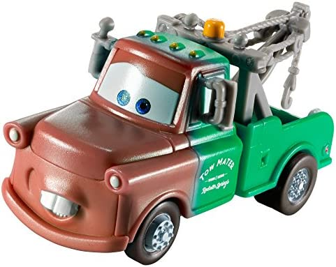 Disney Pixar Mater Splash Racers New