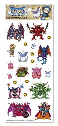 Dragon Quest monsters: Terry's Wonderland 3 D Monster Monster sticker Type B