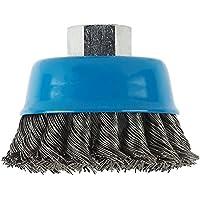 Escova de Aço 70X0.5 mm, Bosch 1608622029-000, Cinza/Azul