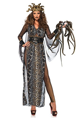Leg Avenue Women's Sexy Medusa Costume, Multi, Medium]()