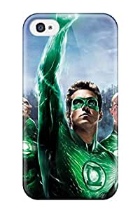 Hot 2129353K43149713 New Fashionable JeremyRussellVargas Cover Case Specially Made For Iphone 4/4s(green Lantern)