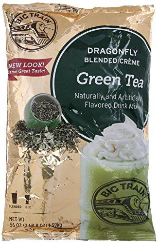 - Big Train Dragonfly Green Tea - 3.5 lb bulk bag - Single Bag
