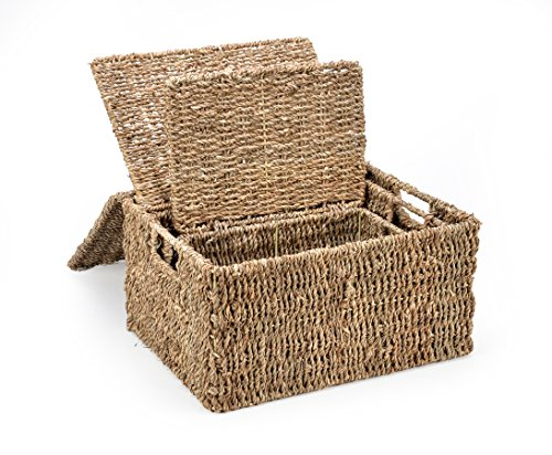 storage basket with lid - 3