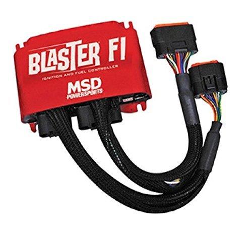 MSD BLASTER FI EFI IGNITION PROGRAMABLE CONTROLLER YAMAHA RAPTOR 700 4248