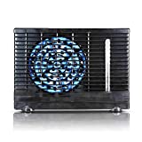 12V Portable Car Fan Air Cooler Fluoride-Free,60W Adjust Power,2 Speeds,for Any Type of car, Truck, Tent