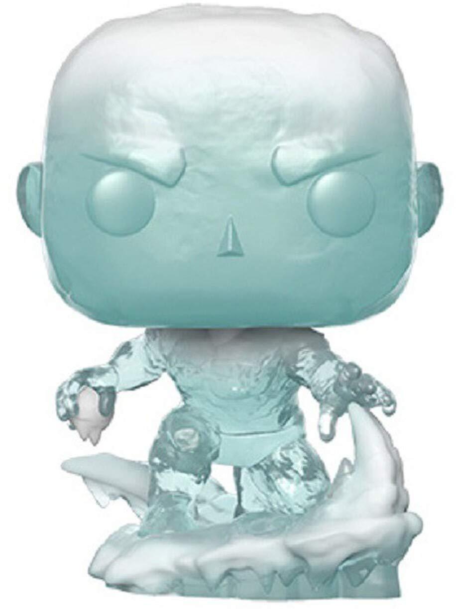 Mehrfarben 80th-First Appearance-Iceman Sammelbares Spielzeug Funko 40717 POP Bobble Vinyl Marvel