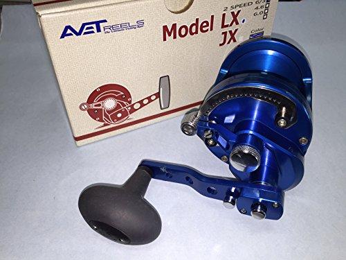 - Avet LX6/3MCRH-BL Reels Saltwater Lever Drag