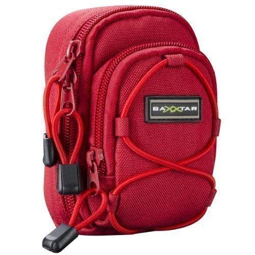 Custodie per macchina fotografica BAXXTAR REDSTAR V3 Borsa rosso *