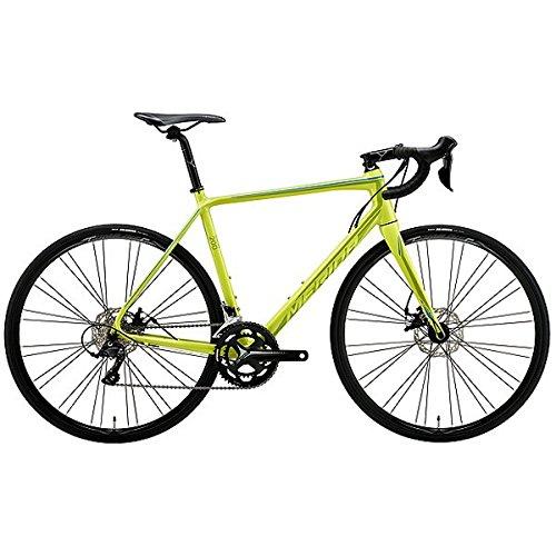 MERIDA(メリダ) 2018年モデル SCULTURA DISC 200 18AMSD02 B0759CTPFY 54cm|ライトグリーン ライトグリーン 54cm