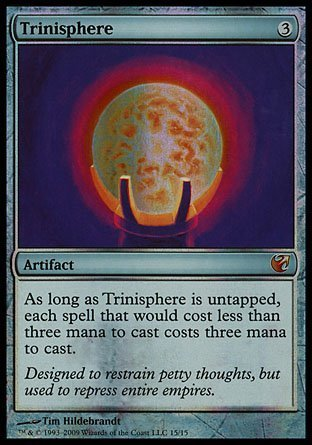 Magic: the Gathering - Trinisphere - From the Vault: Exiled - Foil