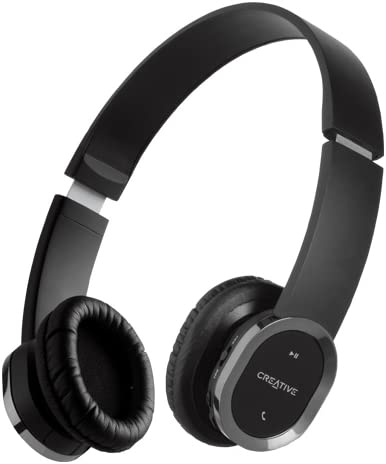 Creative WP-450 Wireless Bluetooth Headphone with Invisible Mic