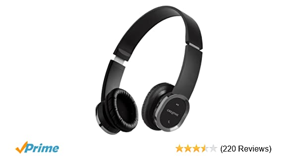 8a349ca3897 Amazon.com: Creative WP-450 Wireless Bluetooth Headphone with Invisible  Mic: Home Audio & Theater