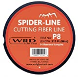WRD Spider Line P8 Reusable Cutting Fiber Line 315 Feet