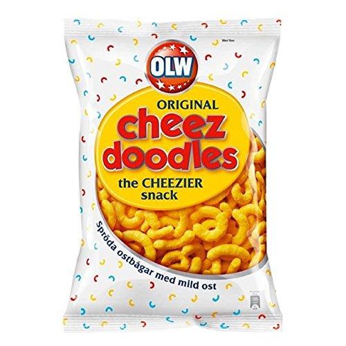 Olw Original Cheez Doodles - 160g
