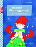 Fröhliche Weihnachten!: Fensterbilder für Klein und Groß (kreativ.kompakt.)