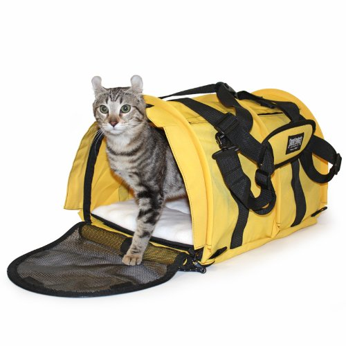 Sturdi Products SturdiBag Large Pet Carrier, Yellow