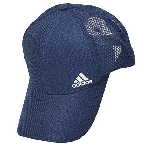 アディダス(adidas) 機能素材 帽子 キャップ メンズ レディース ゴルフ メッシュキャップ スポーツ アスリート adk-100711413 (71 ネイビー)