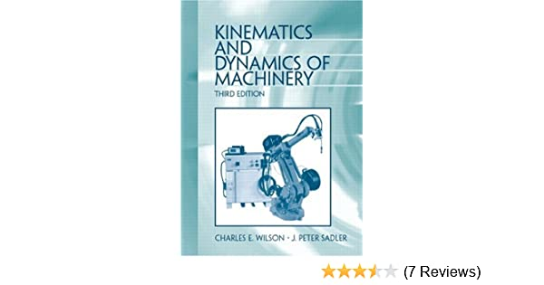 And dynamics edition pdf mechanisms machinery of 4th