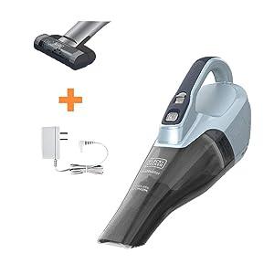 BLACK+DECKER dusbuster Handheld Vacuum, Cordless, Blue (HLVB315JCZ01)