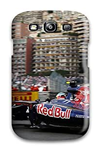 Top Quality Case Cover For Galaxy S3 Case With Nice Speed Week Car Appearance
