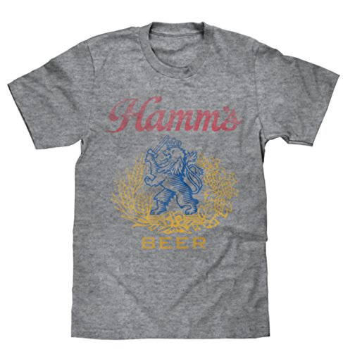 Hamms Beer Crest Touch Tee
