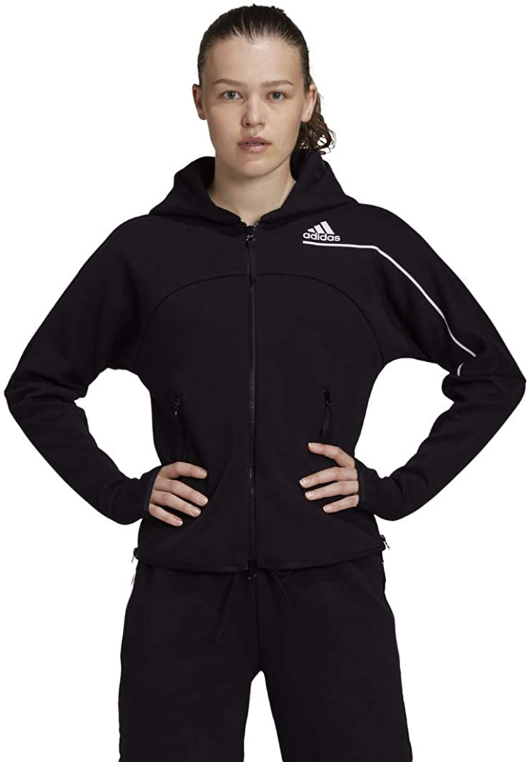 adidas Women's Easy-to-use Hoodie Z.n.e. Albuquerque Mall