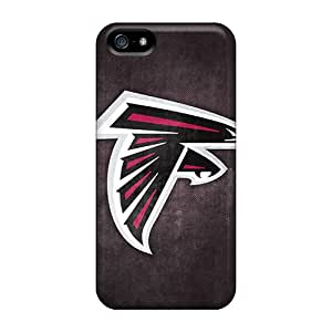 Anti-scratch And Shatterproof Atlanta Falcons 6 Phone Case For Iphone 5/5s/ High Quality Tpu Case
