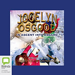 Jocelyn Osgood in Ascent into Asgard Audiobook
