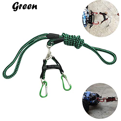RC Car Trailer Rope Pull Rope for 1:5 1:8 1:10 Hpi Baja 5B 5 T 5 SC LOSI 5 IA-T DBXL X-Maxx Vehicles & Remote Control Toys (Green)