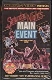 Saturday Night Main Event: Greatest Hits [VHS]